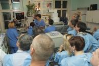 5. Endoszkópos Ultrahang Tréning, 2015